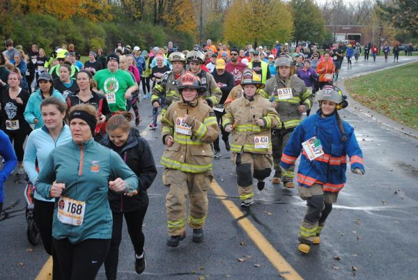 The Burn Run, Syracuse, NY